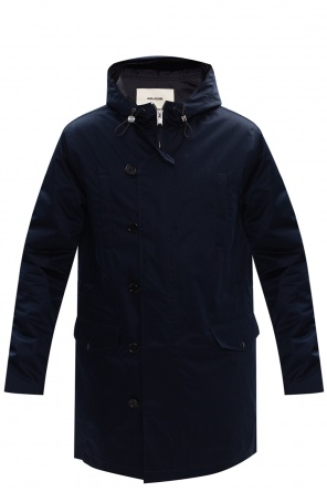 Parka w/ detachable lining od Zadig & Voltaire