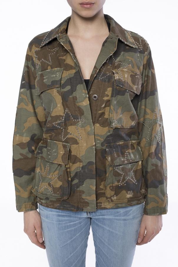 8ddb2448fadff Camo jacket Amiri - Vitkac shop online
