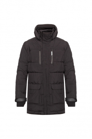 Insulated hooded jacket od Zadig & Voltaire
