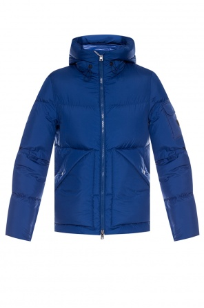 'sierra' down jacket with logo od Woolrich