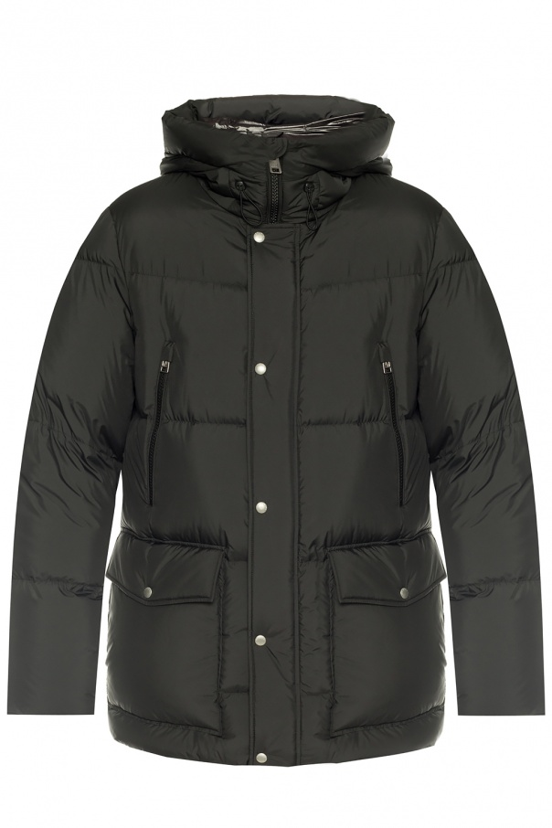Woolrich 'Sierra' down jacket with logo