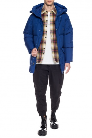 Quilted jacket with hood od Woolrich