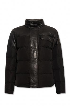 'woodrow' puffer jacket od AllSaints