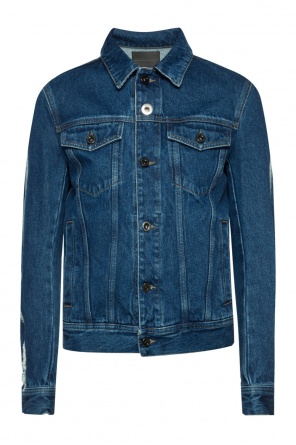 Denim jacket od Diesel Black Gold