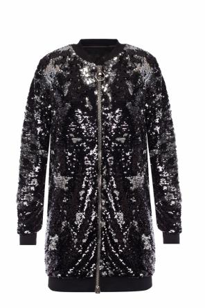 Long sequinned jacket od Philipp Plein