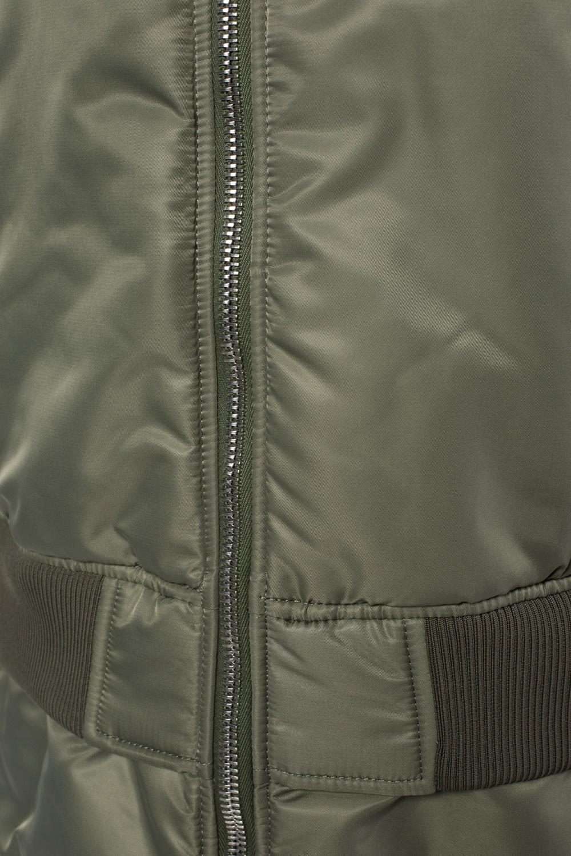 Long bomber jacket Diesel Black Gold - Vitkac TW