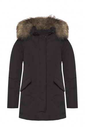 Hooded down jacket od Woolrich