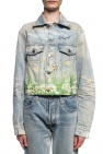 Amiri Stonewashed denim jacket