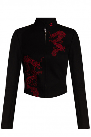 'year of the dragon' jacket od MISBHV