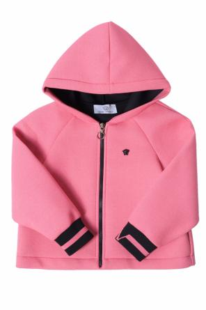 Hooded jacket od Versace Young