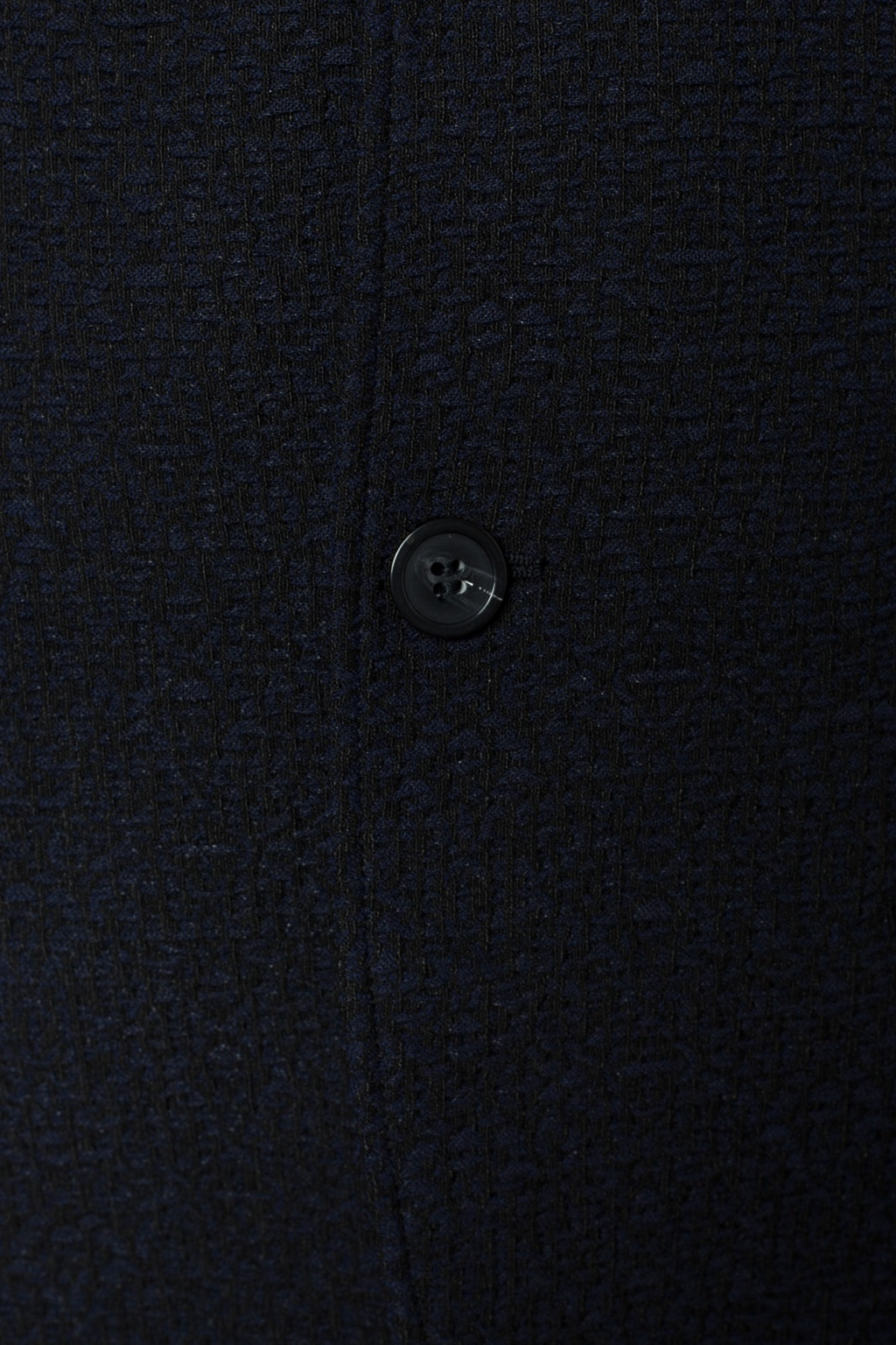 Emporio Armani Blazer with notch lapels