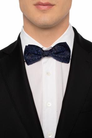 Silk bow-tie with a 'paisley' motif od Etro