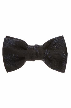Patterned bow tie od Lanvin