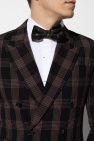 Alexander McQueen Silk bow tie