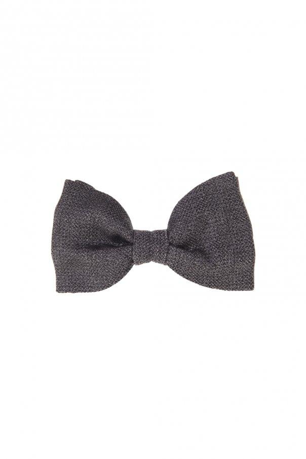Lanvin Woven Bow-tie