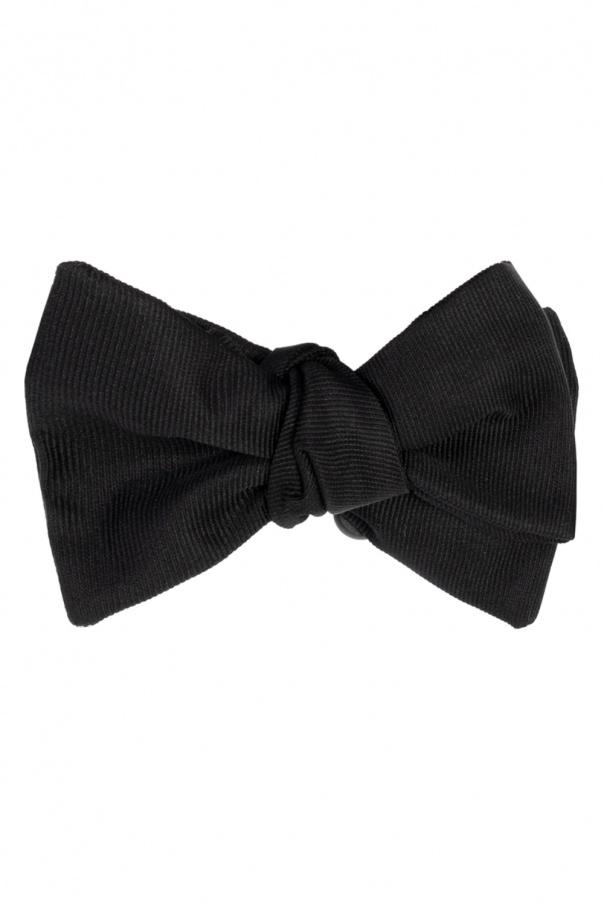 Giorgio Armani Silk bow tie