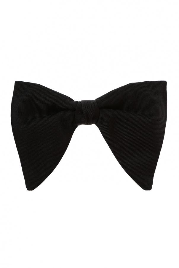Gucci Silk bow tie