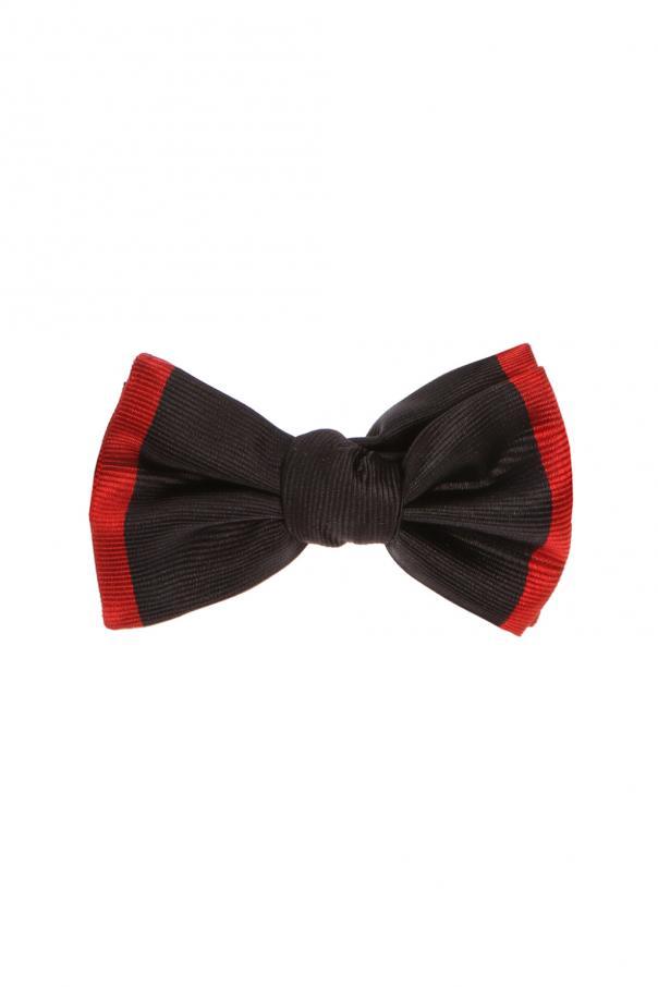 Gucci Silk bow-tie
