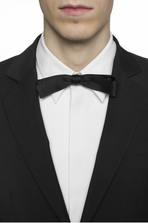 Silk bow tie od Saint Laurent