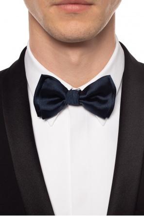 Silk bow tie od Salvatore Ferragamo
