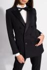 Saint Laurent Silk bow tie