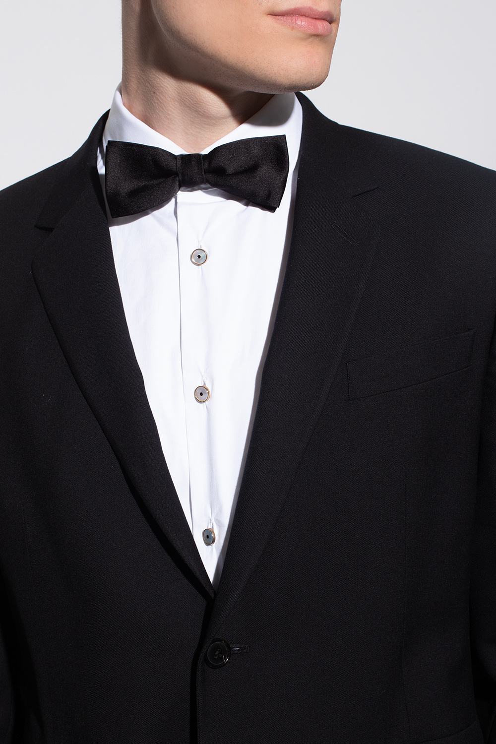 Givenchy Silk bow tie