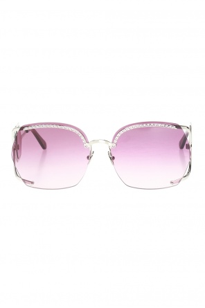 Sunglasses with a logo od Philipp Plein