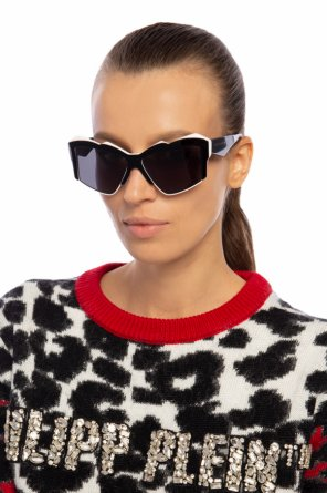 Branded sunglasses od Philipp Plein