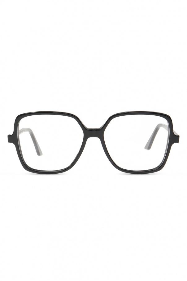Emmanuelle Khanh Optical glasses with logo