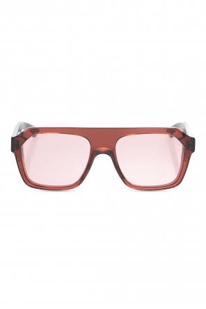 Sunglasses with logo od Emmanuelle Khanh