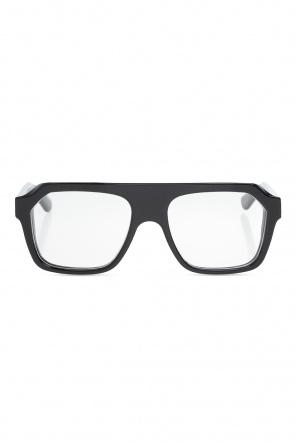 Spectacles frame with logo od Emmanuelle Khanh