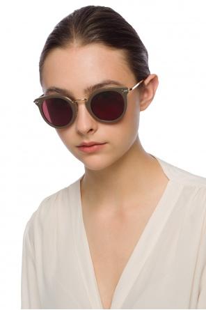 'lea' sunglasses od Celine