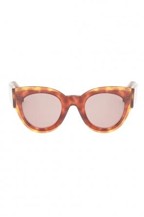 'butterfly' sunglasses od Celine