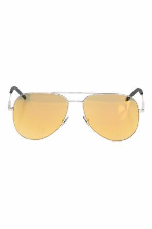 Aviator sunglasses od Saint Laurent