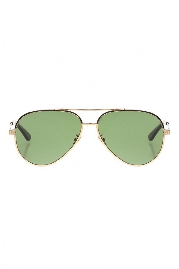 Saint Laurent Okulary przeciwsłoneczne typu 'aviator'