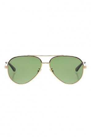 'aviator' sunglasses od Saint Laurent