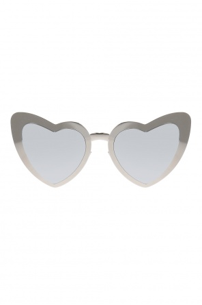 'new wave' sunglasses od Saint Laurent Paris