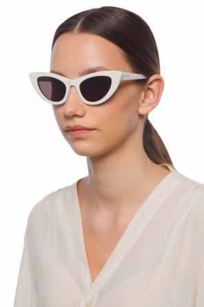 'new wave 213 lily' sunglasses od Saint Laurent