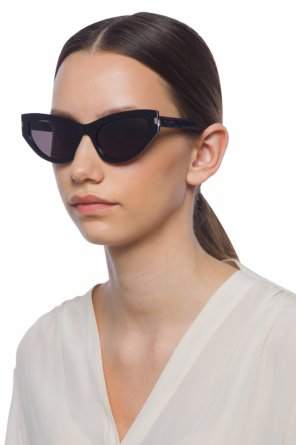 'new wave 215 grace' sunglasses od Saint Laurent