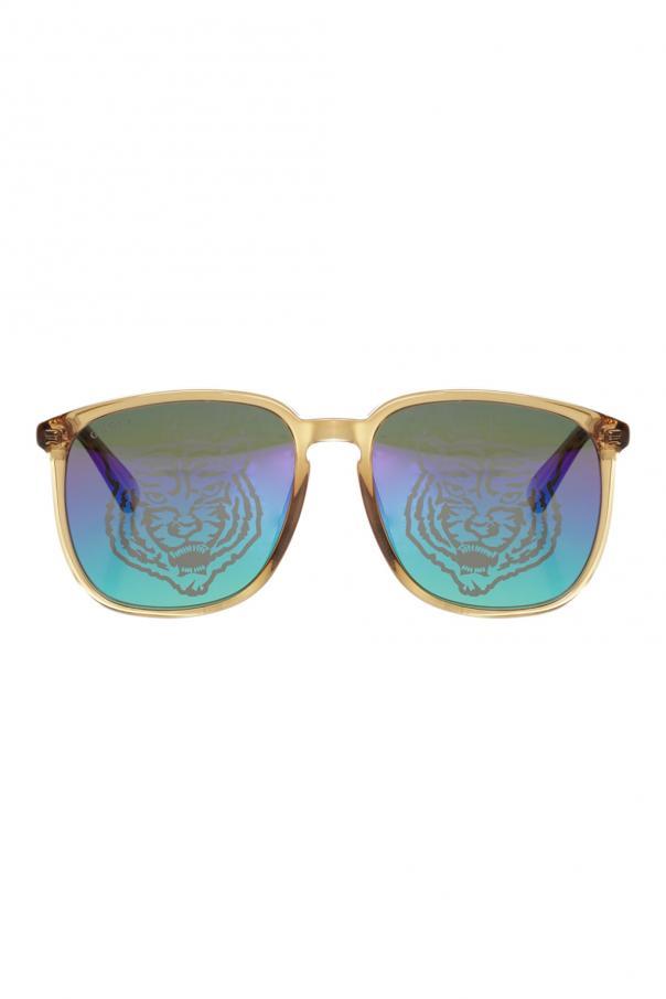 882269124 Tiger head sunglasses Gucci - Vitkac shop online