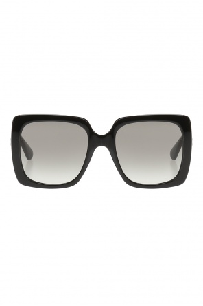 Sunglasses with decorative elements od Gucci