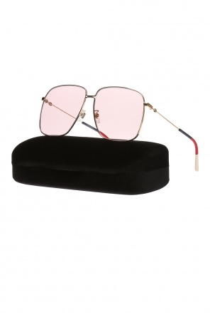 'sylvie web' sunglasses od Gucci