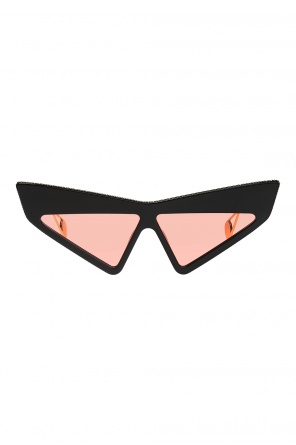 Embellished sunglasses od Gucci