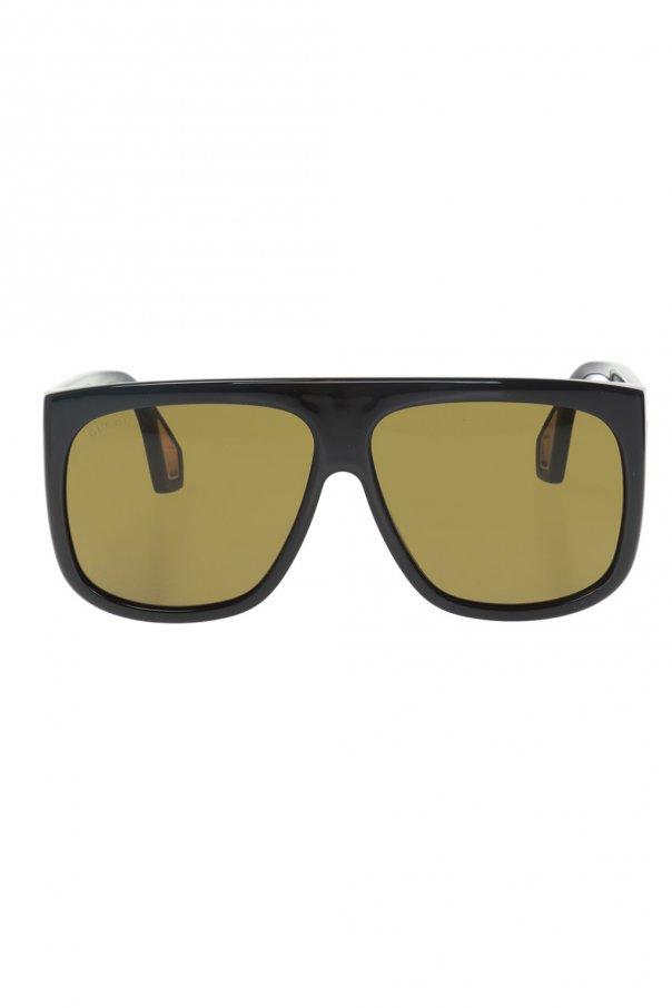 76268891f495 Logo sunglasses Gucci - Vitkac shop online