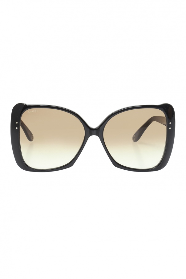 new styles thoughts on preview of Sunglasses with a logo Gucci - Vitkac Canada