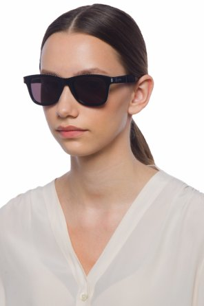 Sunglasses with a logo od Saint Laurent