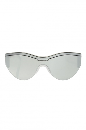 Sunglasses with logo od Balenciaga