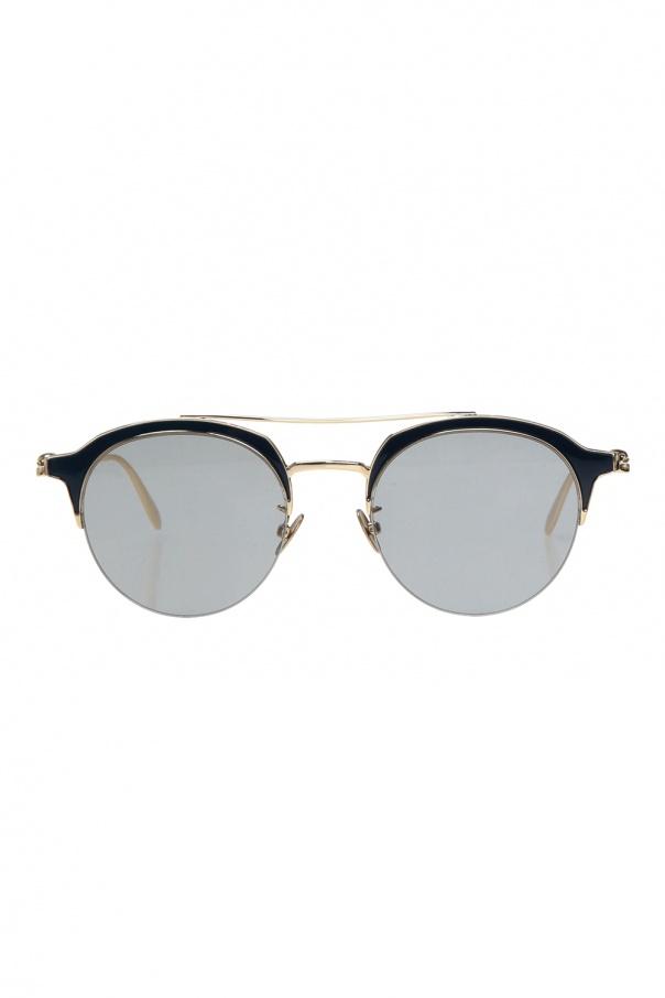 Alexander McQueen Logo sunglasses