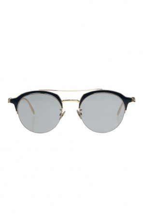 Logo sunglasses od Alexander McQueen