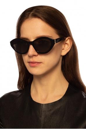 Okulary przeciwsłoneczne 'sl m60' od Saint Laurent